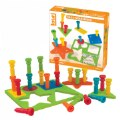 Main Image of Smart Shapes™ and Stacking Pegs