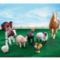 Alternate Thumbnail Image #2 of Jumbo Farm Animals - Set of 7