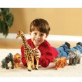 Alternate Thumbnail Image #1 of Realistic Looking Jumbo Jungle Animals for Imaginative Play - Set of 5