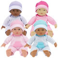 "11"" Soft Body Baby Dolls"