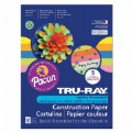 "Alt Thumbnail #1 of Tru-Ray® 9"" x 12"" Construction Paper - Flourescent Colors Assortment"