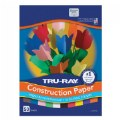 "Alt Thumbnail #1 of Tru-Ray® 9"" x 12"" Construction Paper - Atomic Blue"