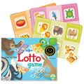 Main Image of Preschool Lotto Game