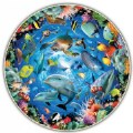 Round Table Puzzle - Ocean View (500 Pieces)