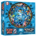 Alternate Thumbnail Image #1 of Round Table Puzzle - Ocean View (500 Pieces)