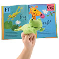 Main Image of Hardback Book and ABC Puppet Set