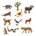 Main Image of Desert Animal Minis (Set of 11)