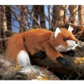 Alternate Thumbnail Image #3 of Small Red Fox Hand Puppet