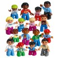 Alternate Image #1 of LEGO® DUPLO® World People Set (45011)