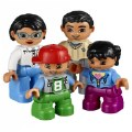 Alternate Image #5 of LEGO® DUPLO® World People Set (45011)