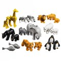 Alternate Thumbnail Image #2 of LEGO® DUPLO® Wild Animals Set - 45012