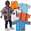 Main Image of When I Grow Up Career Preschool Shirts - Set of 6