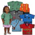 Community Dress-Up Toddler Dramatic Play Costumes - Set of 6