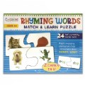 Main Image of Rhyming Words Match & Learn Puzzle
