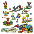 Main Image of LEGO® DUPLO® Steam Park - 45024
