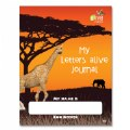 Thumbnail of My Letters alive® Journal - PreK (Single)