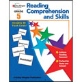 Develop reading skills, encourage vocabulary development, and reinforce reading comprehension. Includes grade-appropriate passages and stories on a variety of engaging subjects, reproducible and perforated skill practice pages, and 96 cut-apart flash cards.