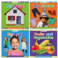 Grow with STEAM Board Books - Set of 4