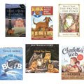 Grades 3 & up. This selection of fiction titles was specifically selected to pair with a group of nonfiction titles to enhance the literary exploration in the classroom. Set of six.