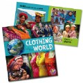 Alternate Image #1 of A Trip Around the World Book Paperback Set - Set of 4