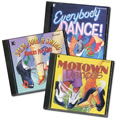 Dance Your Way to Fitness CD Set (Set of 3)