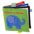 Alternate Thumbnail Image #3 of Animals All Around Cloth Books - Set of 4
