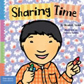 Sharing Time - Board Book