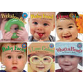 Baby Faces Board Books - Set of 6