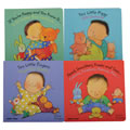 Sing-A-Song Bilingual Board Books - Set of 4