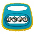 Alternate Thumbnail Image #1 of Infant and Toddler 4 Piece Mini Orchestra Rattles with different sounds