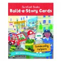 Alternate Thumbnail Image #4 of Build-a-Story Cards: Community Helpers - Card Deck