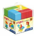 Main Image of Magicube Free Building Set - 24 Magnetic Blocks