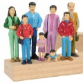 Alternate Image #1 of Family Play Set - Hispanic