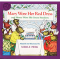 Mary Wore Her Red Dress CD & Paperback