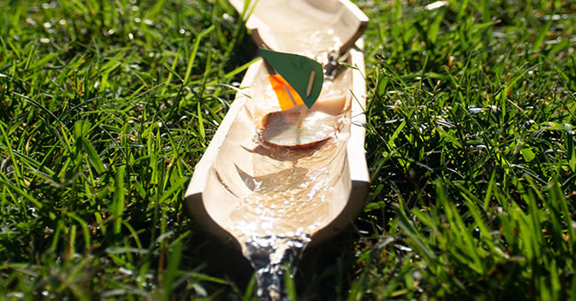 Apple Boats Fall STEM Activity