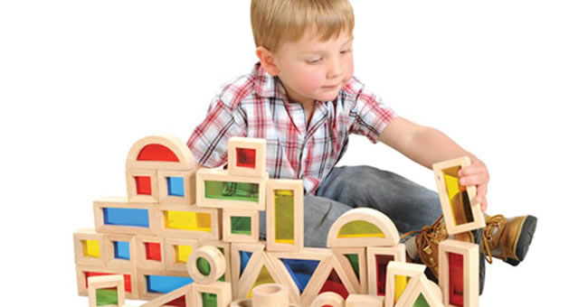 Using Block Play to Promote STEM