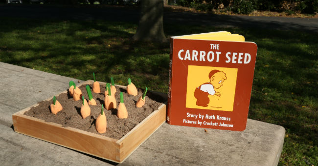 Carrot Pulling Activity