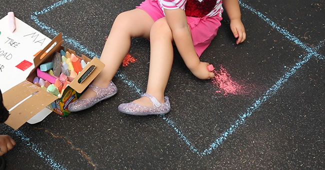 How You Can Use Chalk to Encourage Summer Learning