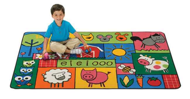 Choosing an Educational Carpet or Rug