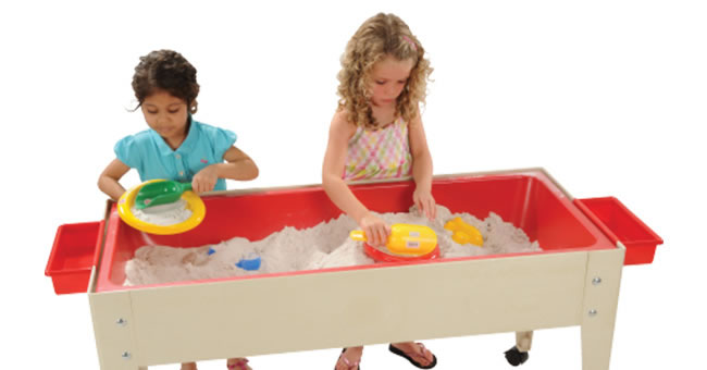 Choosing a Sand and Water Table