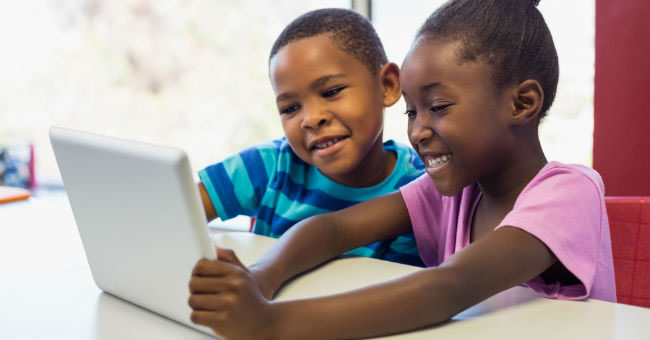 Choosing an Appropriate Tablet for Young Children