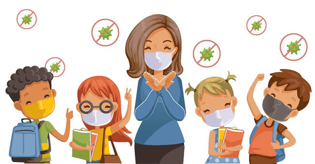 Comforting Children While Following CDC Guidelines