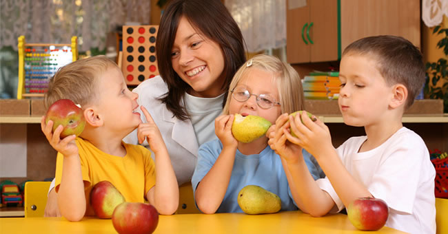 Creating a Healthy Classroom Environment