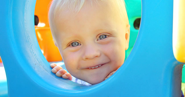 Creating Outdoor Play Environments for Infants and Toddlers