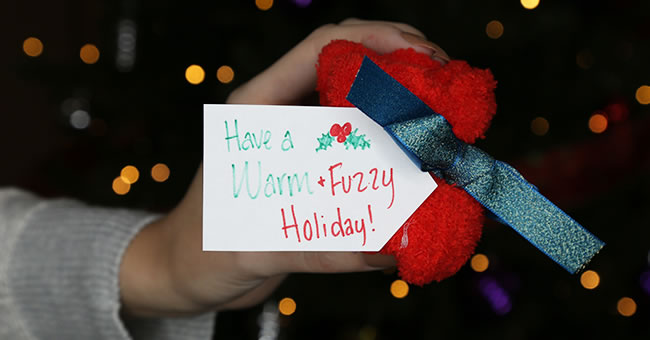 DIY Classroom Holiday Gifts