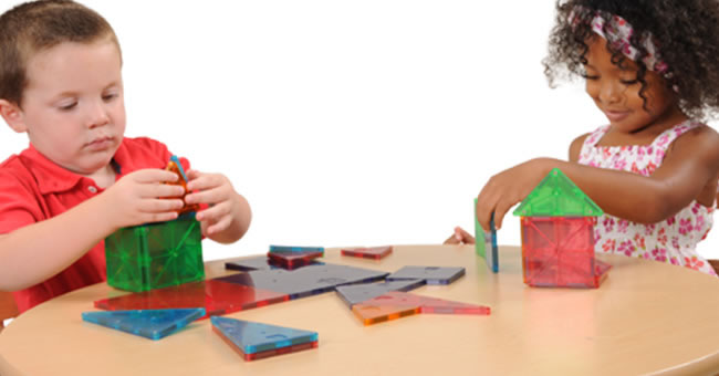 Eight Ways to Use Magna-Tiles in the Classroom