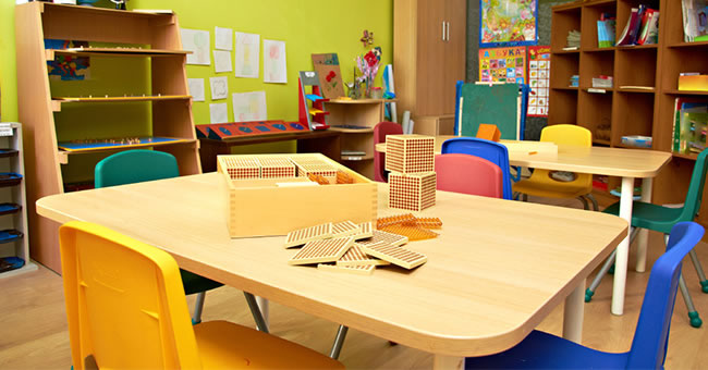 Modern Montessori Classroom ~ Insights and inspirations kaplan early learning company