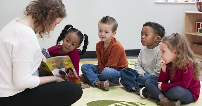 Easy Ways to Engage Children During Story Time