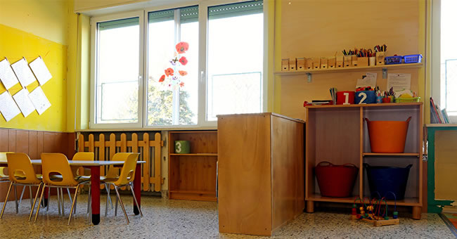 Finding the Right Lighting for Classroom Spaces