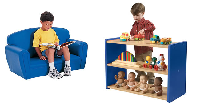 Child Sized Furniture Fosters Independence Kaplan Early Learning